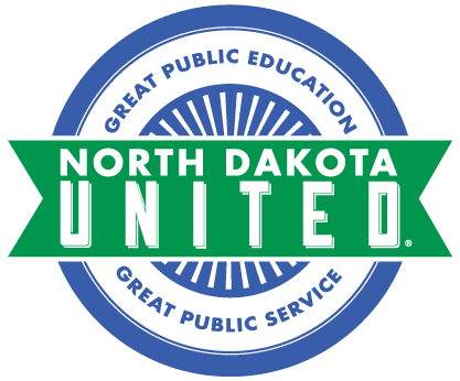 Great Public Education, Great Public Service, North Dakota United