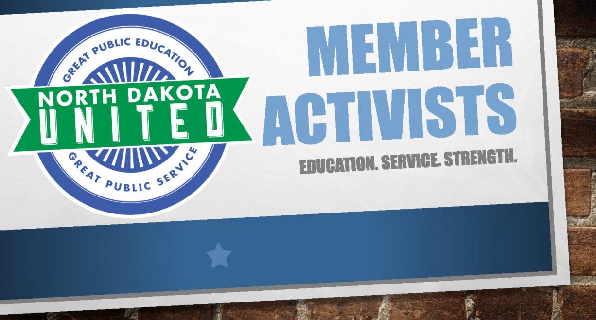 NDU member activists