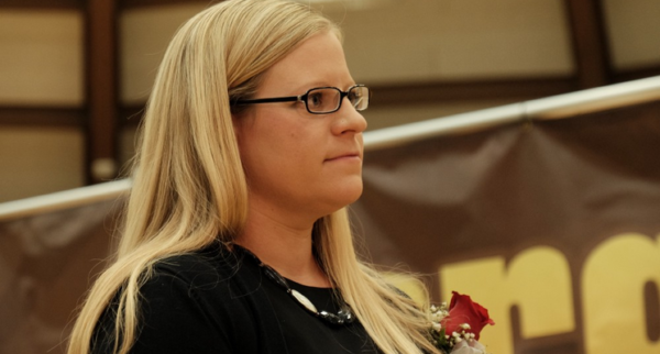 ND Teacher of the Year Leah Juelke