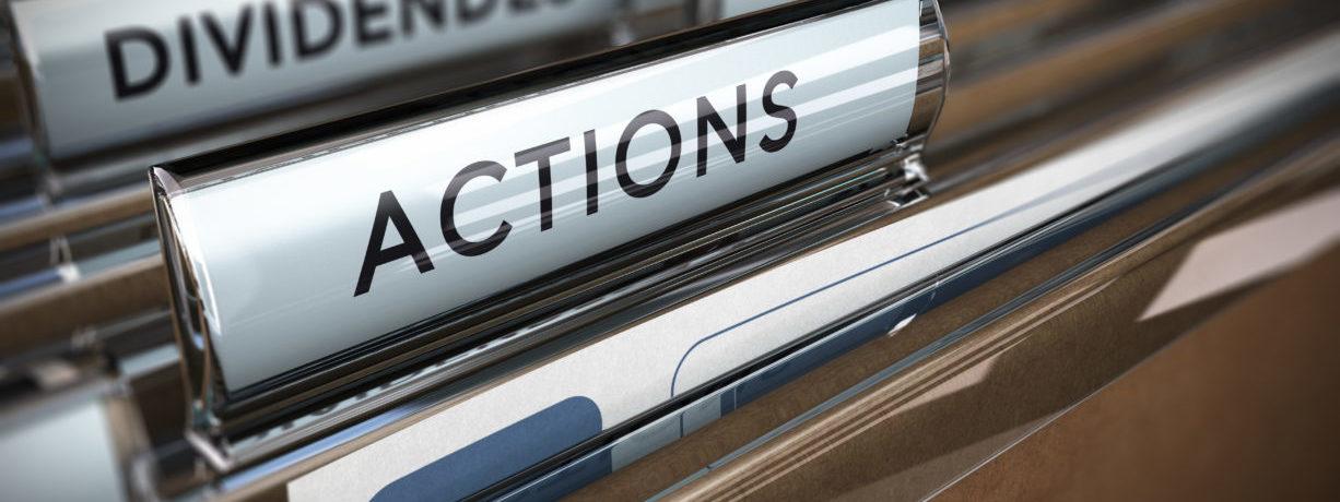 Actions file folder