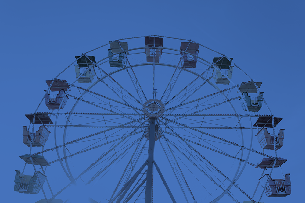 picture of a ferris wheel